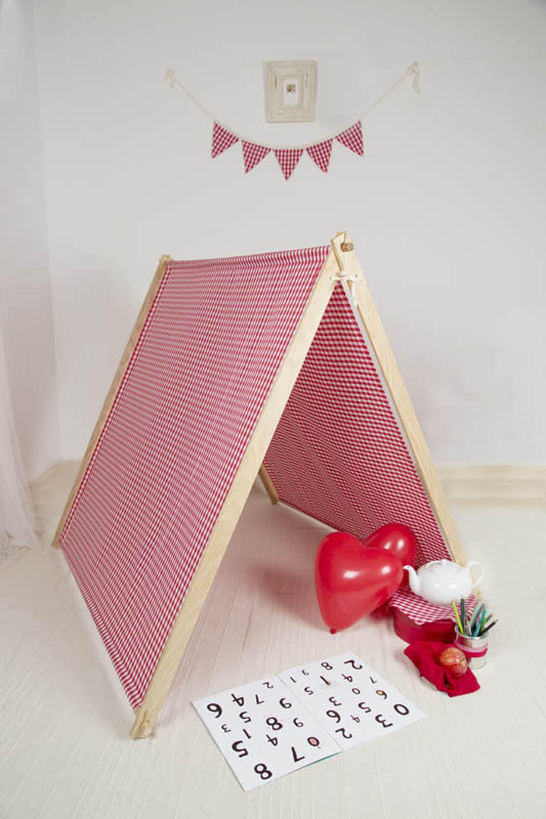 Vamos de picnic tipis casitas para ni os articulos de Articulos de decoracion