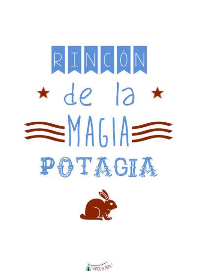 Lamina Rincón de la Magia Potagia