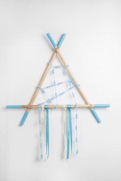 Atrapasueños Triangular
